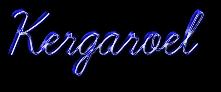 Kergaroel Logo 3
